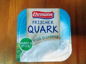 Mein Lieblings Magerquark - schön cremig