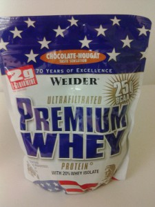 Weider Whey - mein Protein Favorit